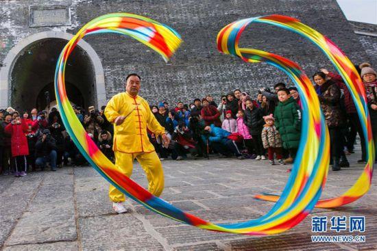 #(社会)(1)民俗迎新春