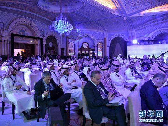 沙特启动国家工业发展和物流计划