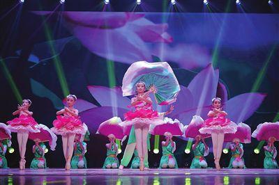 2019年贵港市少儿春节联欢晚会举行