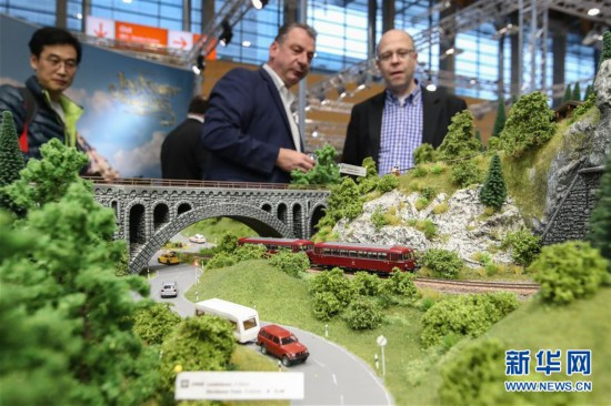 (国际)(1)2019德国纽伦堡国际玩具展开幕