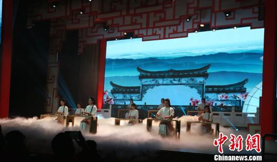 2019全球传统文化春节晚会录制完成非遗与雅文化令人期待