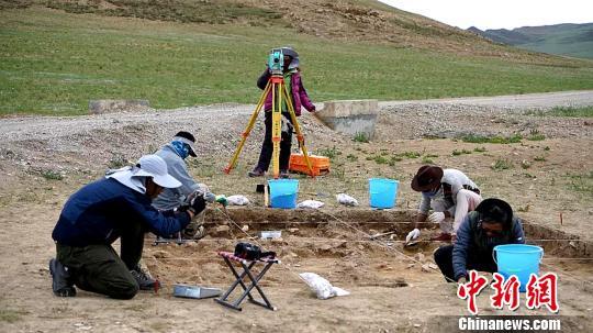"""西藏尼阿底遗址项目获""""2018年中国考古新发现""""入围奖"""