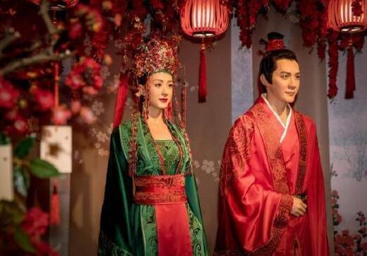 《知否》明兰顾廷烨角色入驻上海杜莎夫人蜡像馆