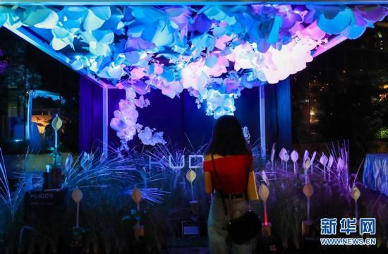 流光溢彩曼谷设计周