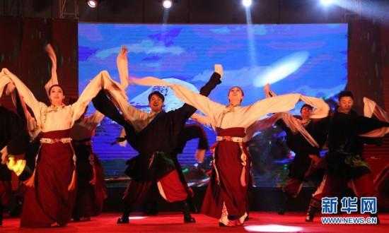 (XHDW)中国驻尼泊尔使馆举办藏历新年招待会