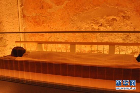 (国际)(1)埃及图坦卡蒙墓室修复完成