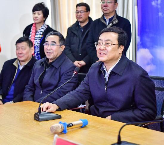 宁报集团固原融媒体中心挂牌运营