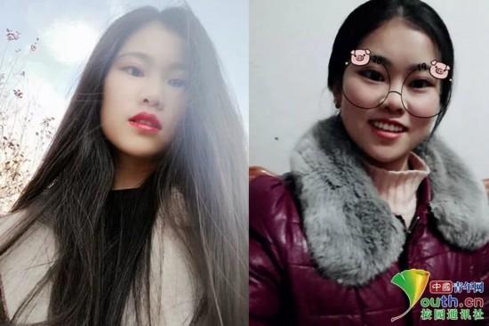 性感版回村的v性感!大学生晒春节回家前后对制服舞韩国热主播现实图片