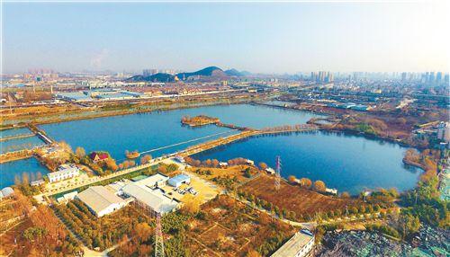 徐州西区桃花源湿地公园2月开工
