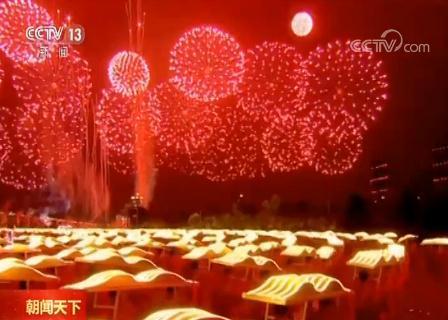 春晚揭秘:井冈山分会场舞台到底是怎么建成的?