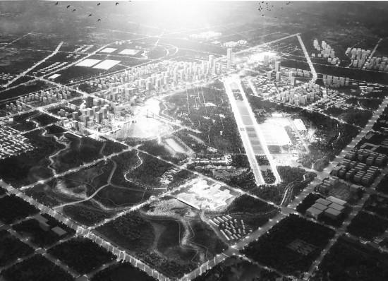 合肥中央公园四大设计方案已经出炉正征集市民建议