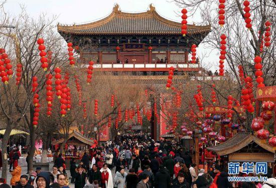 河南:春天假期旅游顶出产逾180亿元