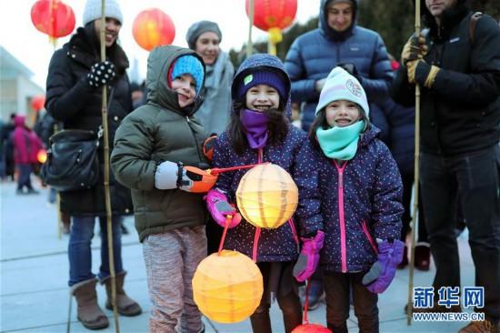(国际)(4)芝加哥艺术博物馆举行活动庆祝中国农历新年