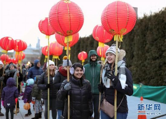 (国际)(3)芝加哥艺术博物馆举行活动庆祝中国农历新年