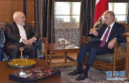 黎巴嫩组建新政府后迎来麋集会会议见
