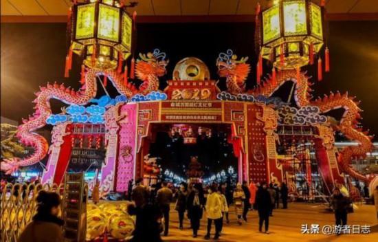 甘肃省春节假日文化旅游市场实现开门红 游客接待突破千万人次