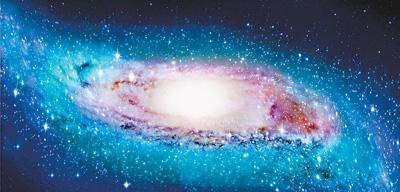 """银河系恒星盘""""翘曲""""结构首次被呈现"""