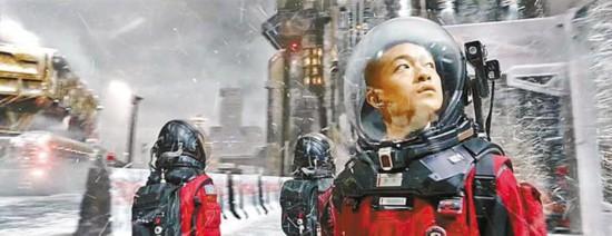 《流浪地球》票房一路逆袭已超23亿元