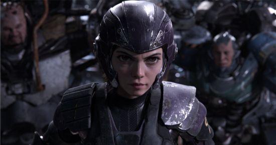 《阿丽塔:战斗天使》革新3D带来极致震撼体验