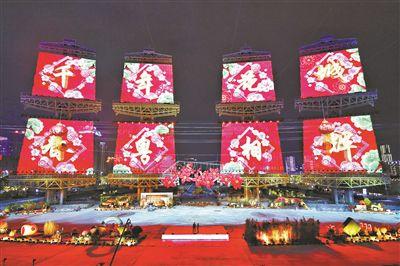 广州海心沙灯光音乐秀全部约满