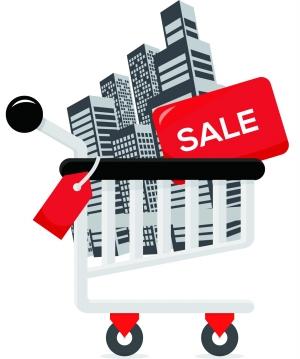 新年首月销售平淡低迷 房企转为规模效益并重