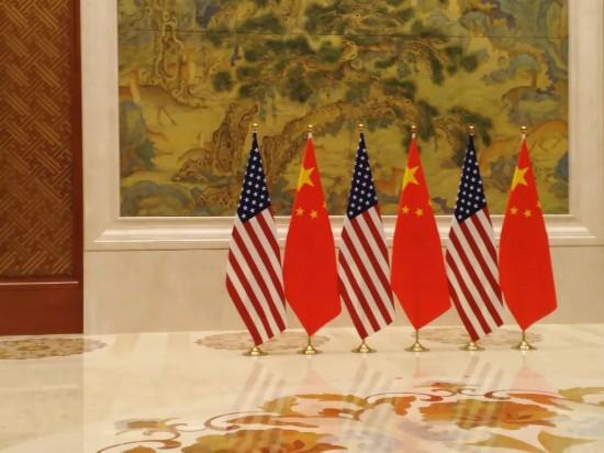 中美高级别磋商又开始,牵头人合影为啥照了三次?