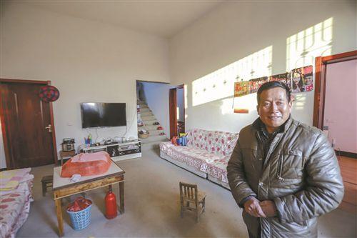 徐州4210户贫困农户搬进新房过大年