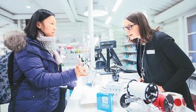 中国游客境外移动支付快速普及
