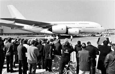 """订单量不足""""空客A380""""将于2021年停产"""