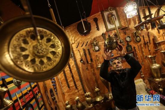 (国际)(3)巴勒斯坦的民间收藏家