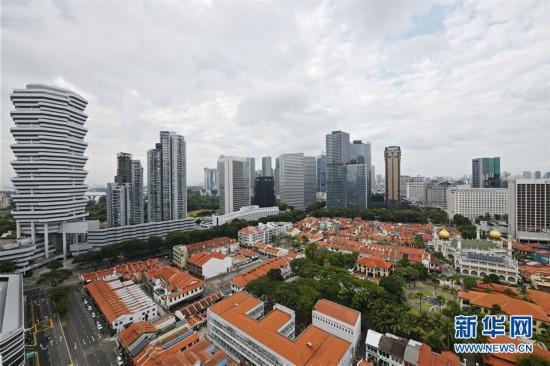 (国际)(1)新加坡去年经济增长3.2%