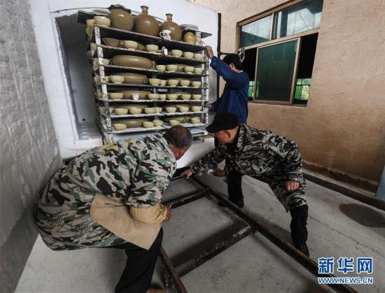 (文化)(1)千年古窑星火传承 传统婺州窑重展风采