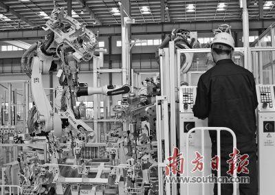广东大力支持实体经济 全面优化发展环境