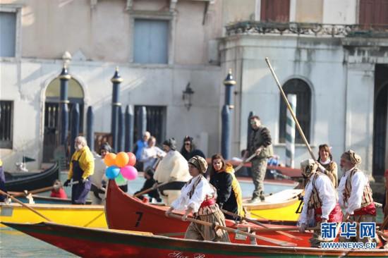 (国际)(5)水城威尼斯:尽情狂欢