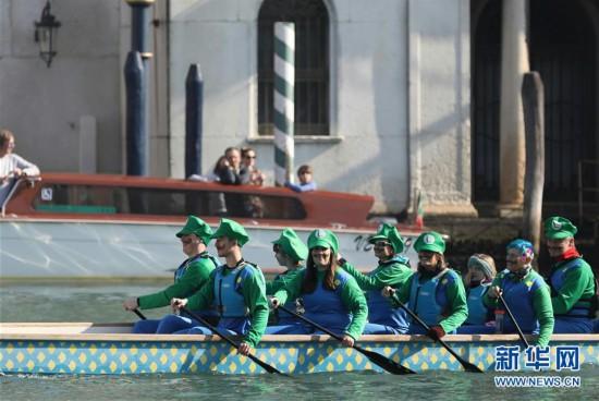 (国际)(2)水城威尼斯:尽情狂欢