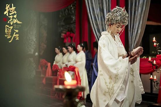 """《獨孤皇后》熱播 陳喬恩陳曉組""""節儉夫婦"""""""
