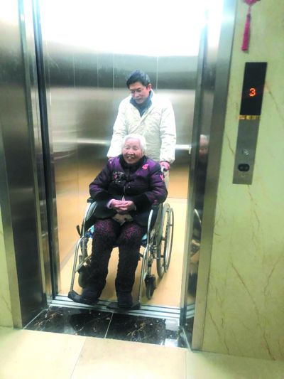 养老院加装电梯 南京精准推动养老服务质量提升