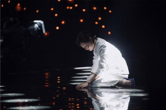 刘敏涛亮相《声临其境2》 荣获第四期冠军