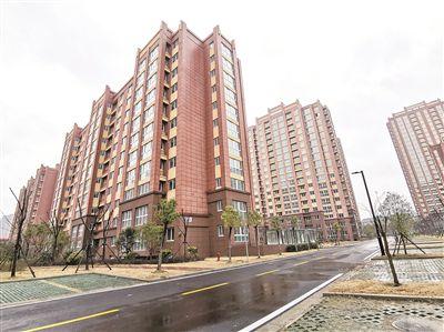 海门棚户区改造安置房开工3300余套 居者优其屋
