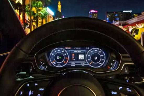 奥迪将应用绿灯最优速度建议技术 确保畅行
