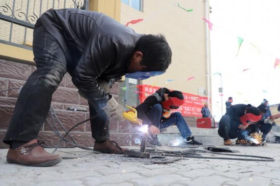 興慶區全力開展就業創業富民行動