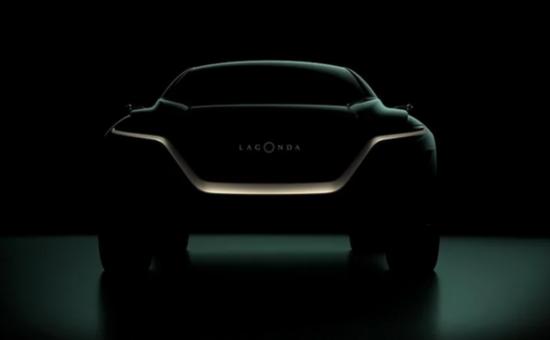阿斯顿 马丁全地形SUV将亮相日内瓦车展