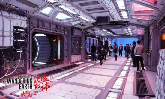 《流浪地球》问鼎IMAX中国历史最高票房