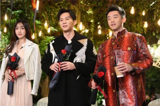 《奔跑吧》新一季正式开录 李晨、Angelababy、郑恺亮相
