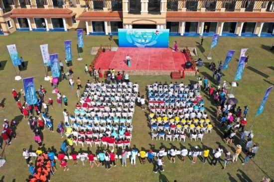 2019第二届全国青年运动会冲浪比赛在万宁开幕