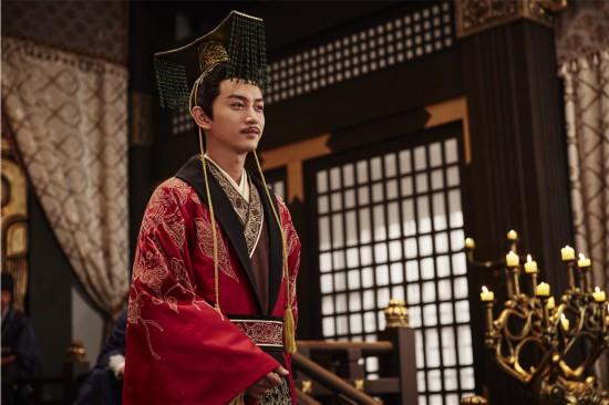 《独孤皇后》播放量突破7亿 陈晓古装形象获认可