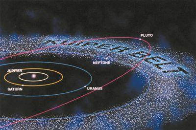 """古怪小天体暗藏太阳系形成""""时间胶囊"""""""