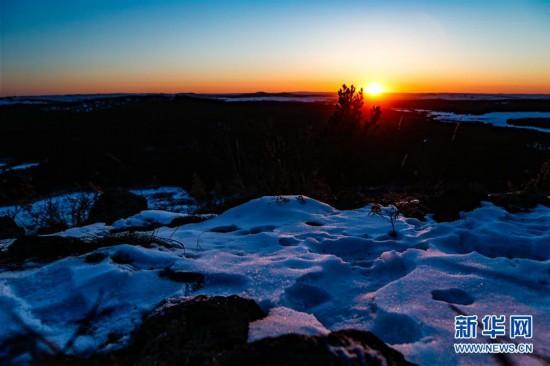 (环境)(1)内蒙古莫和尔图冬日美景