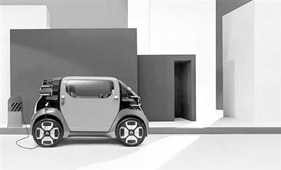 雪铁龙AMI One纯电动小车圆无驾照者的驾驶梦