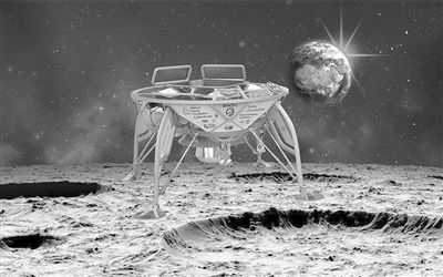 """""""创世纪""""号:测量月球磁场追寻月球起源"""
